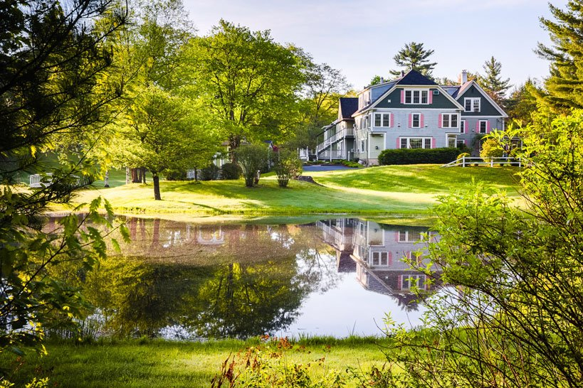 Destination wedding in New Hampshire - Wedding Hotel Venues in New Hampshire