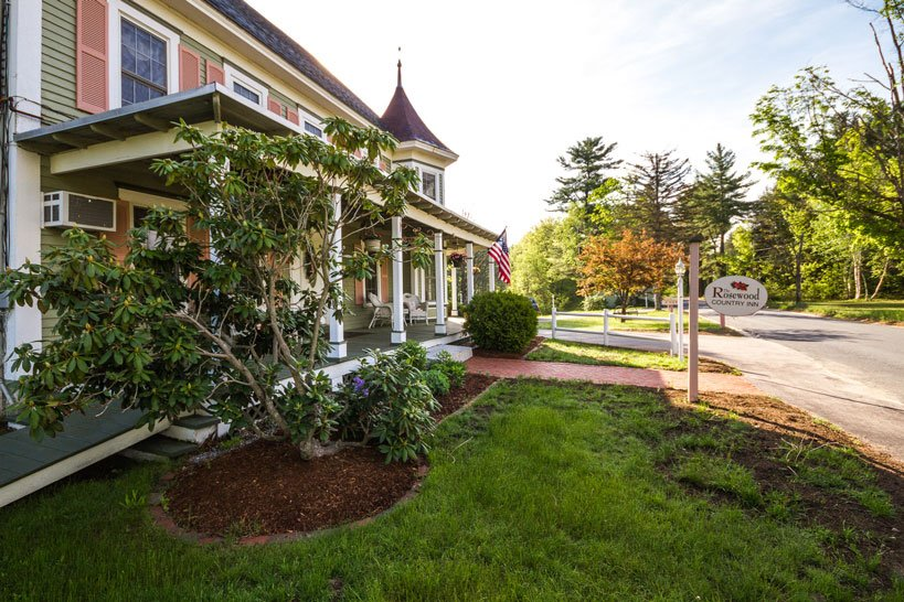 Historic inns new hampshire - The Rosewood Country Inn